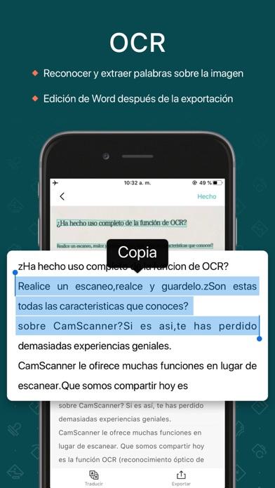 Descargar CamScanner para Android