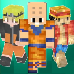 Anime Skins For Minecraft MCPE