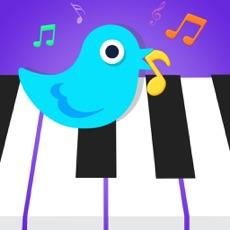 小鸟钢琴 -益智启蒙最适合的弹钢琴