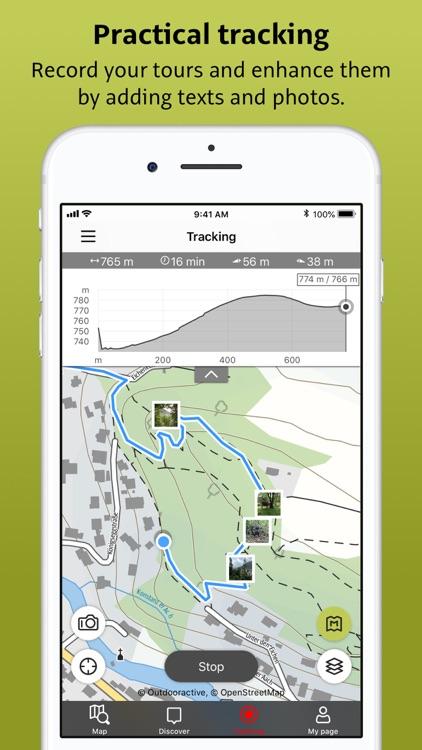 Outdooractive: Hiking & Biking screenshot-4