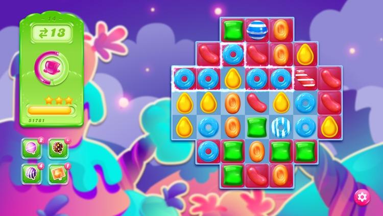 Candy Crush Jelly Saga screenshot-7