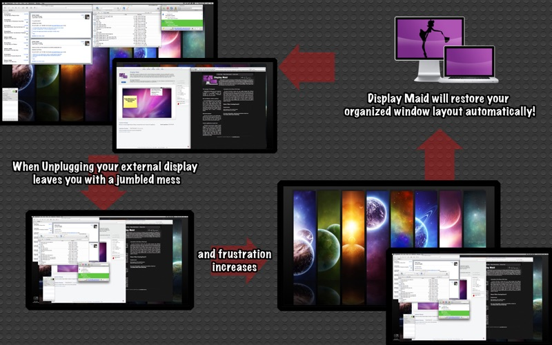 Display Maid Screenshots