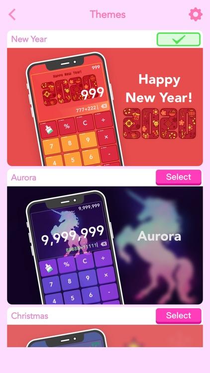 Color Calculator-smart&cute