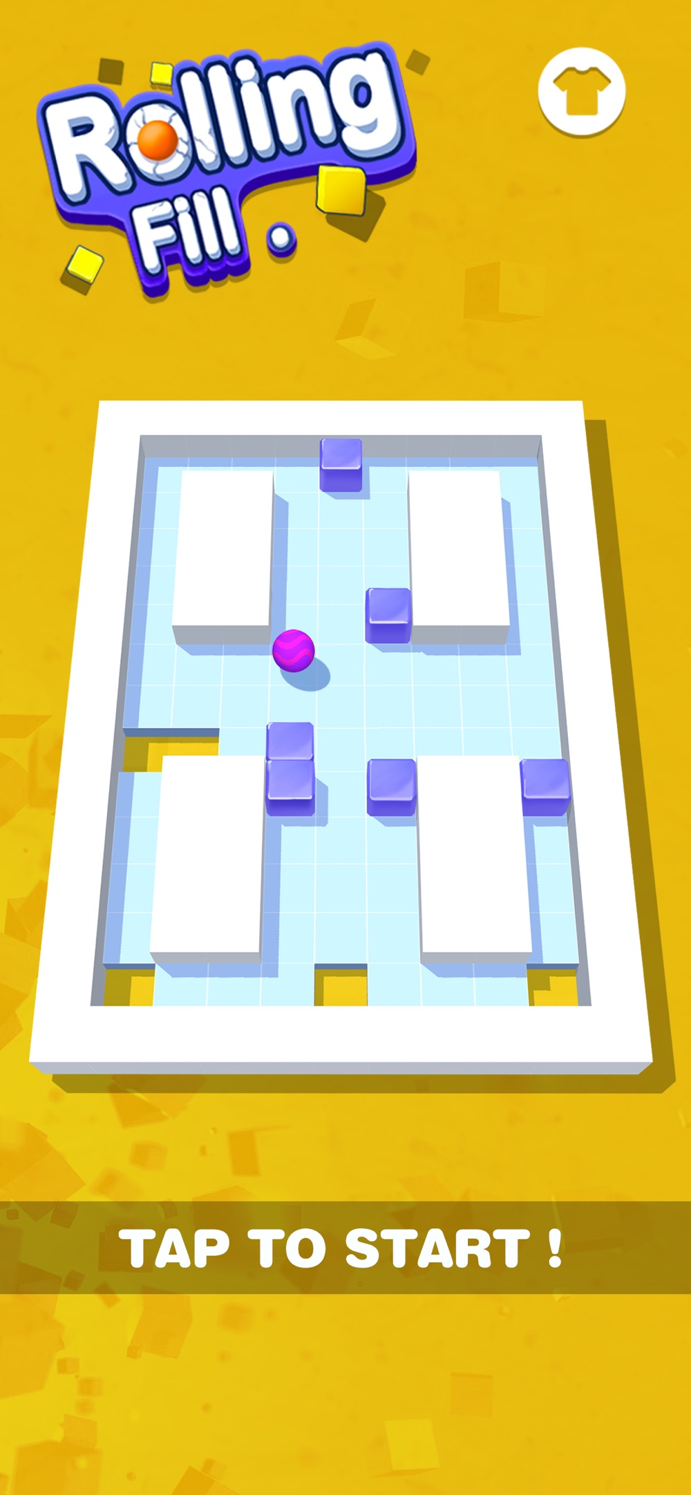 Rolling Fill – Roll Ball 3D Cheat Codes