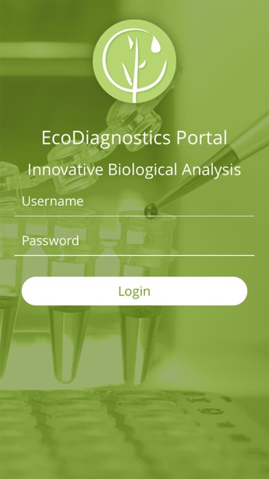 Screenshot for EcoDiagnostics App in Viet Nam App Store