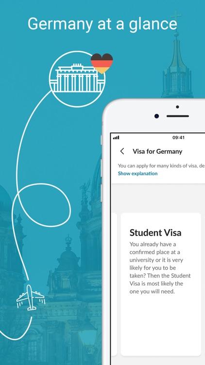 Fintiba - Your way to Germany screenshot-4