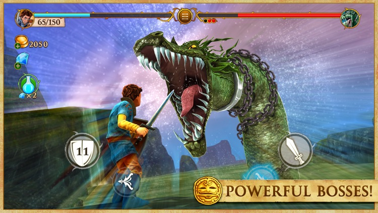 Beast Quest! screenshot-3