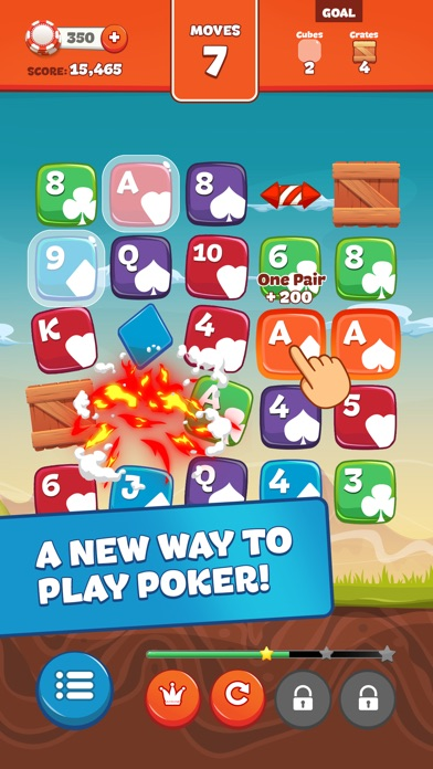 Screenshot for Poker Blast! in United States App Store