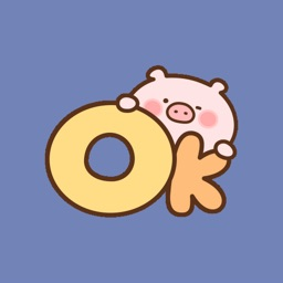 Cool Pets (Pig) Stickers pack