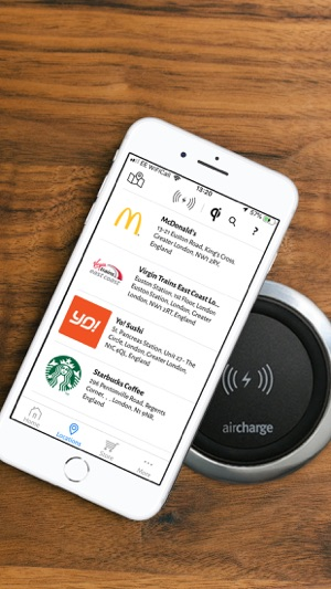 best sneakers 75890 95e23 Aircharge Qi on the App Store