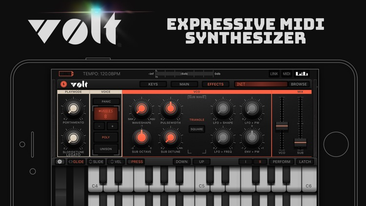 VOLT Synth