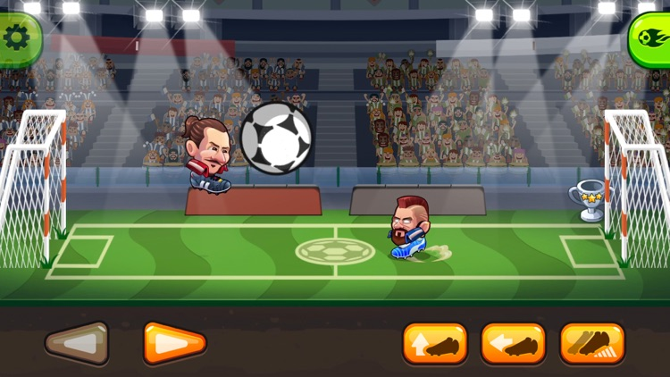 Head Ball 2 - Soccer Game screenshot-0