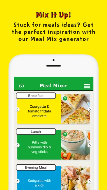 Change4Life Smart Recipes screenshot-4