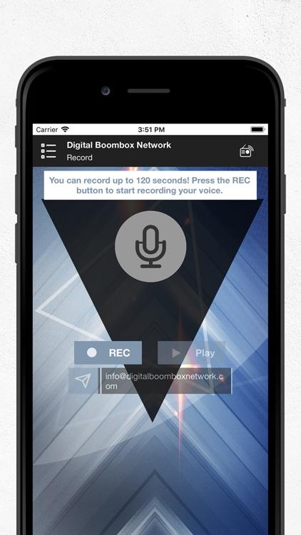 Digital Boombox Network USA screenshot-5