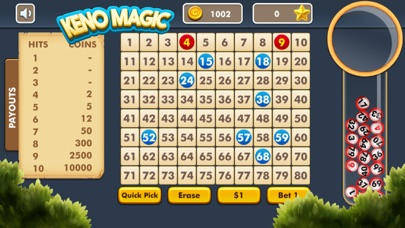 Keno Magic screenshot three
