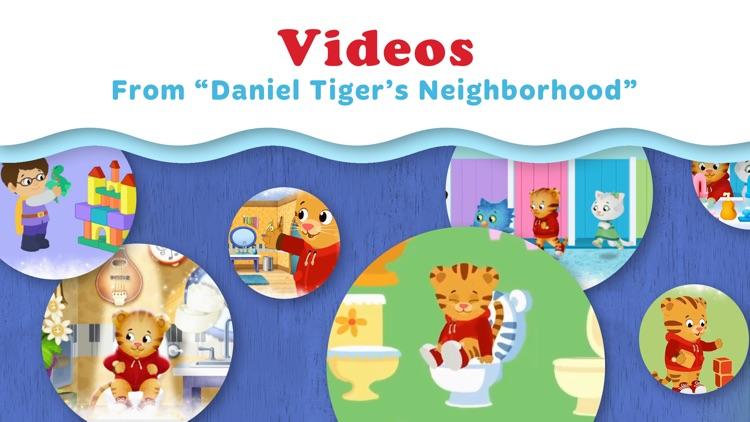 Daniel Tiger's Stop & Go Potty screenshot-4