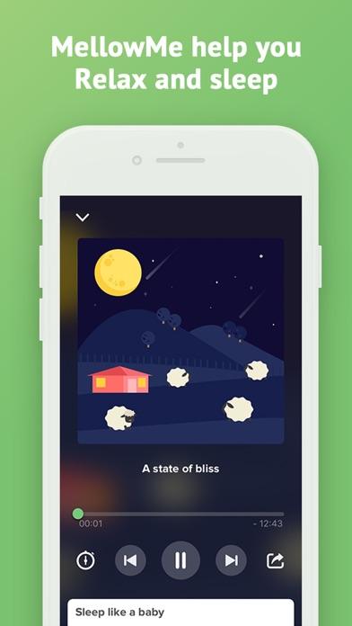 MellowMe - Sleep Sounds app image