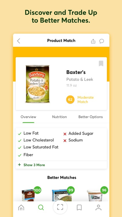 ShopWell - Better Food Choices screenshot-6