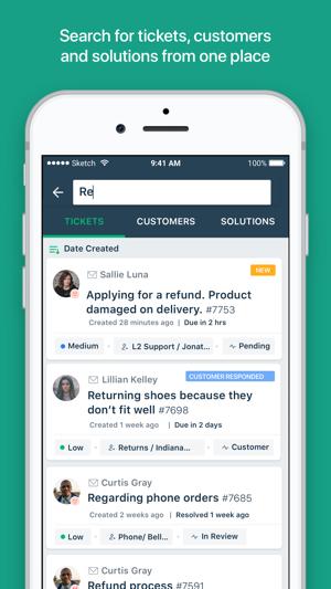 Freshdesk on the App Store