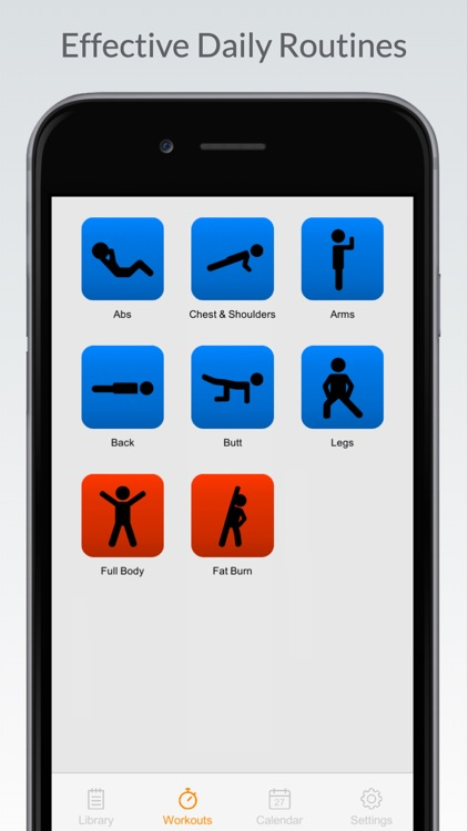 Quick Workout - Home Exercise screenshot-3