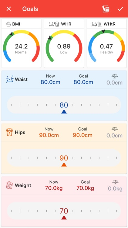 BMI & Weight Loss Tracker App