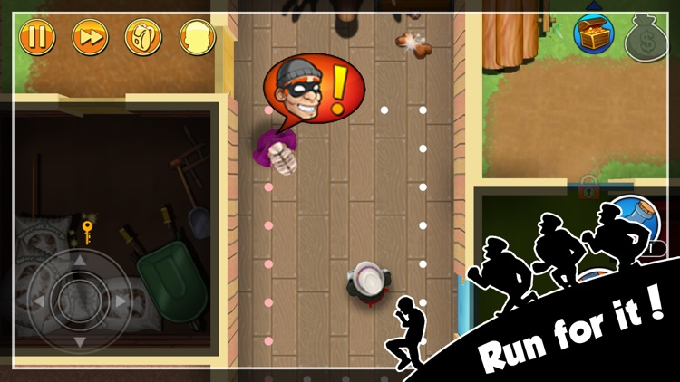 Robbery Bob™ screenshot-3