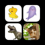 Best Stickers Animals Bundle