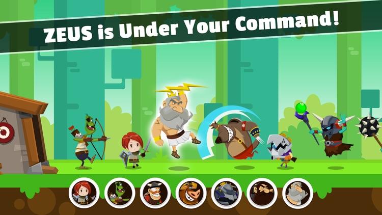 ZEUS Defense: Gods vs Monsters