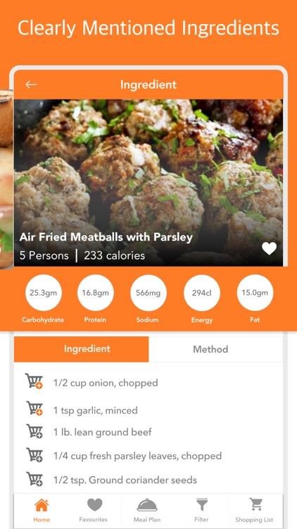 Healthy Air Fryer Recipes screenshot-5