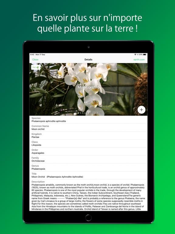 Screenshot #6 pour PlantSnap Pro: Identify Plants