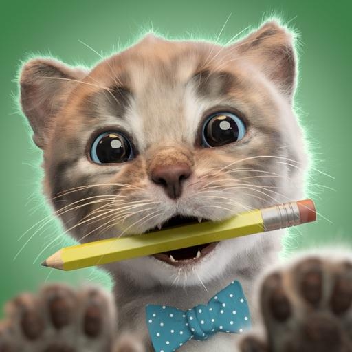 Little Kitten & Friends 4+ icon