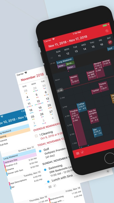 Screenshot for Calendar 366 in Czech Republic App Store