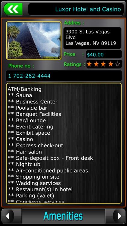 Las Vegas Offline Travel Guide screenshot-3