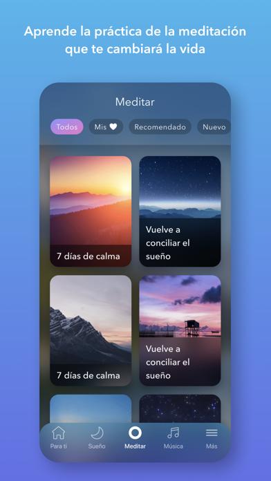 Descargar Calm: Meditación y Sueño para Android
