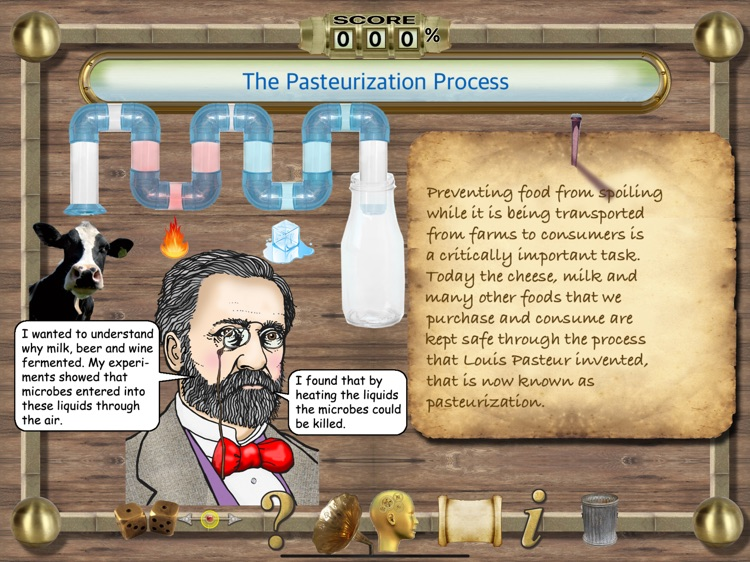 Louis Pasteur by Ventura screenshot-5