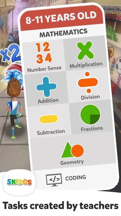 Math Games: 1st-4th Grade Kids screenshot-6