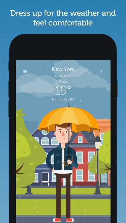 WTHRD: Real Weather Live screenshot-0