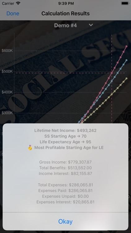 Social Security Calculator screenshot-6
