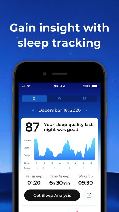 ShutEye: Sleep Tracker, Soundsのおすすめ画像3