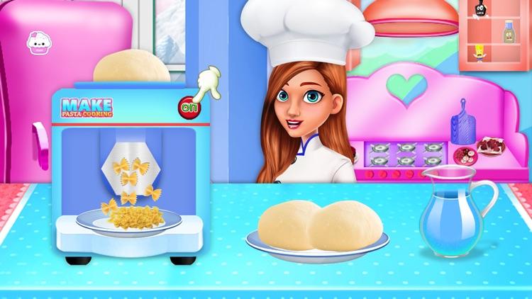 Crazy Pasta Making Food Fever