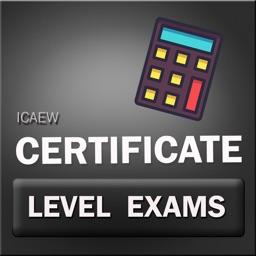 ACA Certificate Level Exams