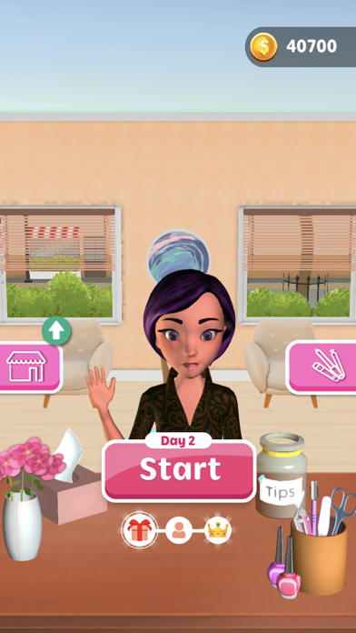Nail Salon 3D screenshot 1