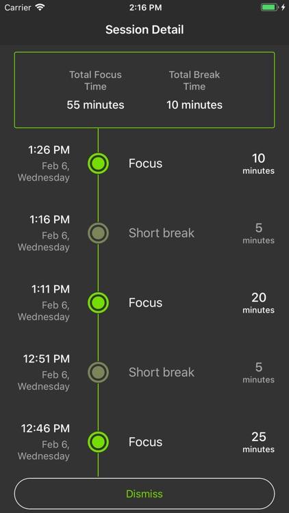 Focus Pro - Task &Time Manager screenshot-5