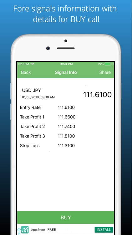 Forex Signals - FxPress screenshot-1
