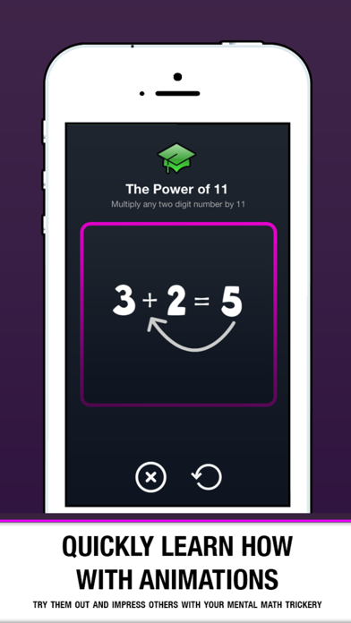 Math Trix - Learn Mental Math screenshot four