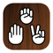 App Icon for Rock Paper Scissors Strategic App in Norway App Store