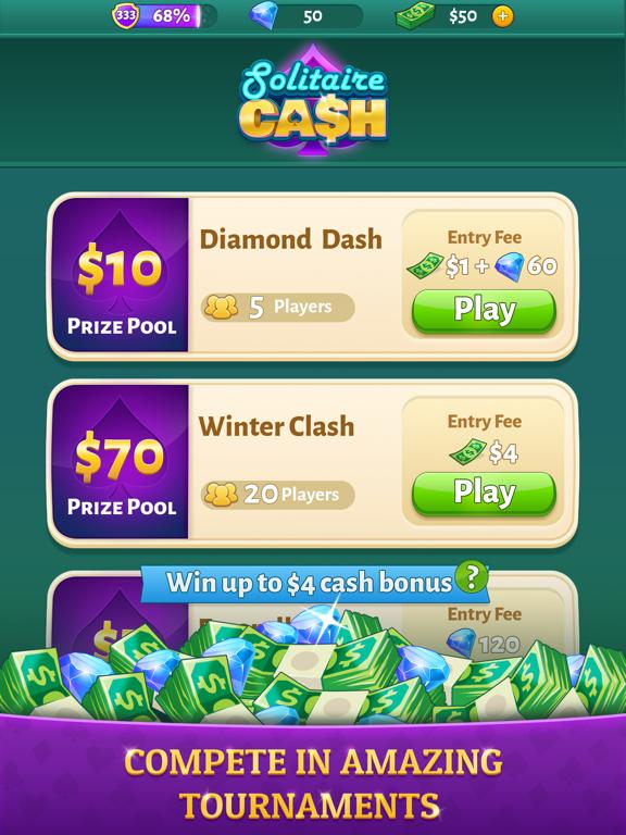 Solitaire Cash screenshot 13