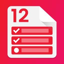 Habit Tracker & Daily Planner