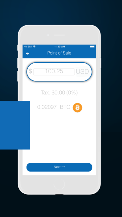 Screenshot of CoinPayments - Crypto Wallet6