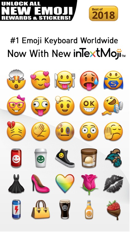Emoji - inTextMoji™ Pro ;) screenshot-8